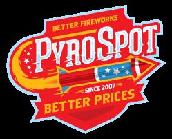 Pyrospot Fireworks Logo