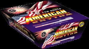 American Rhythm 500 gram cake