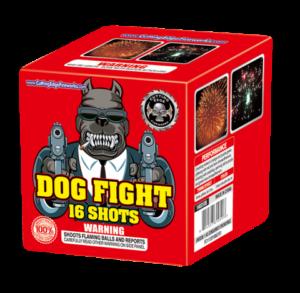 Dog Fight 200 gram cake