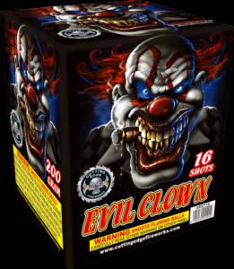 Evil Clown 200 gram cake