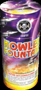 Howler Fountain