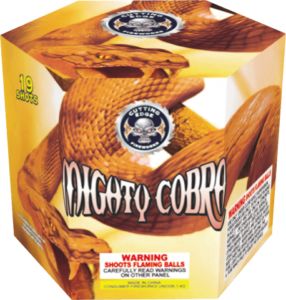 Mighty Cobra 200 gram cake