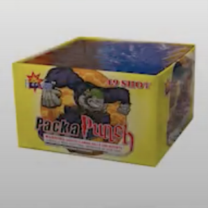 Pack a Punch 200 gram cake