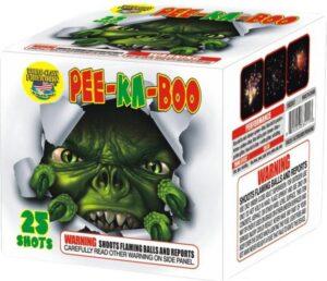 Pee-ka-boo 200 gram cake