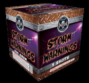 Storm Warnings 500 Gram Cake