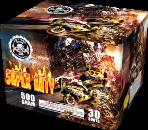 Super Duty 500 gram cake