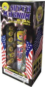 Super Magnum Artillery Shell