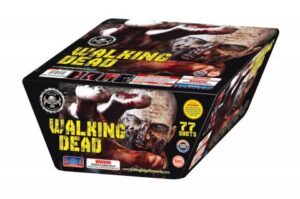 Walking Dead 500 gram cake