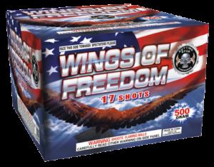 Wings of Freedom 500 gram cake