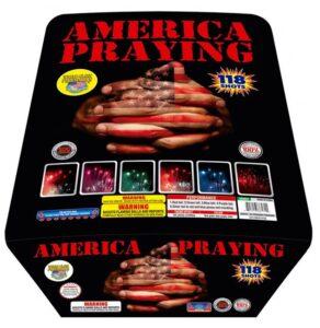 America Praying 500 Gram Cake