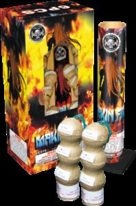 Making Fire Triple Break Shells