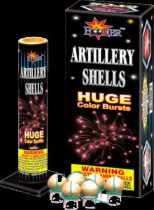 Premium Artillery Shell