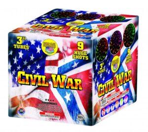 Civil War 500 Gram Cake