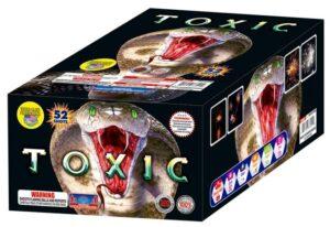 Toxic 500 Gram Cakes
