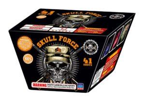 Skull Force 200 Gram Cake