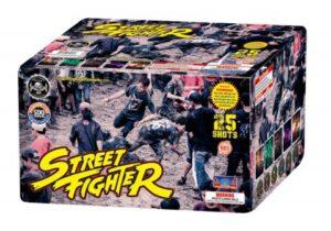 Street fighter 500 Gram Cake