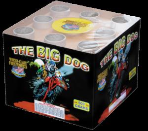 The Big Dog 500 Gram Cake